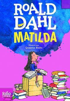 Matilda. Roald Dahl - À l'âge de cinq ans, Matilda sait lire et a dévoré tous les classiques de la littérature. Pourtant, son existence est loin d'être facile, entre une mère indifférente, abrutie par la télévision, et un père d'une franche malhonnêteté. Sans oublier Mlle Legourdin, la directrice de l'école, femme redoutable qui voue à tous les enfants une haine implacable...
