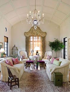 Gorgeous living room interior design ideas and home decor ..Monte Vista Mediterranean Living