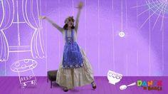 Little Miss Muffet, Preschool Learn to Dance
