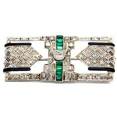 Art Deco Jewelry, Fine Jewelry, Jewelry Boards, Pearl Brooch, Belle Epoque, Vintage Brooches, Geometric Shapes, Art Decor, Fashion Jewelry