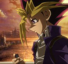 Yugi from the Dark side of Dimensions