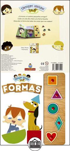 Formas. Siempre Amigos (Lupita Books) Lupita Books ✿ Libros infantiles y juveniles - (De 0 a 3 años) ✿