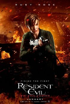 Resident Evil: Chapitre final (2016)