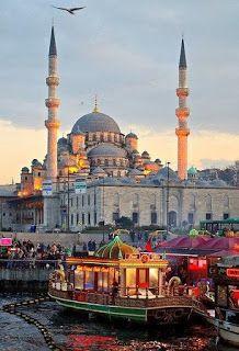 BEAUTY SURROUNDS US: Istabul, Turkey