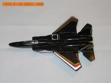 G1 Transformers - Aerialbots - Air Raid (Metal Version) - C8.5.  Available on www.toycatacomb.com!