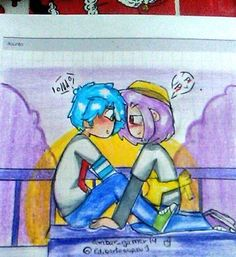 7w7 jeje Poli, Five Night, Minis, Sailor, High School, Sea, Comics, Random, Anime