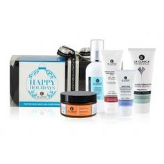 Beautiful LA CLINICA Christmas Gift Kits GREAT PRICE For The Man Who Has Everything Gift Kit - Special Christmas Gift Kits, Body Products, Beautiful
