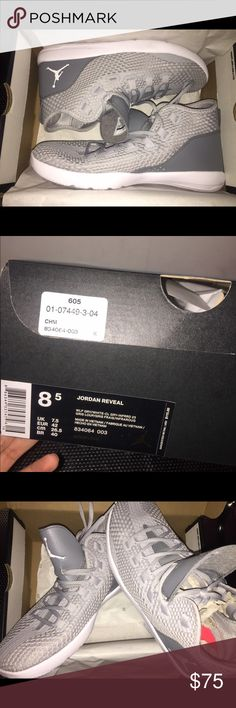 Men's Nike Air Jordan Reveal 8.5 Brand new never worn. Size 8 and a half in Men's. Comes with box. Jordan Shoes Sneakers