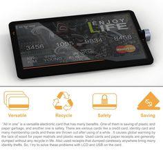 futuristic credit card - Google Search