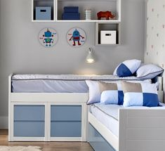 Girl Bedroom Designs, Room Ideas Bedroom, Bedroom Sets, Girls Bedroom, Kids Bed Design, Bunk Beds With Stairs, Kid Beds, Home Decor, Baby Room Girls