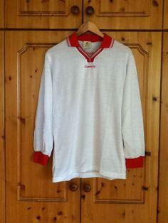 9786eb375 Connolly Retro GAA Gaelic Football Long Sleeve Jersey Medium Adult