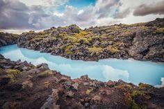 Blue Lagoon en Islande par JinnyMontpetitPhoto sur Etsy