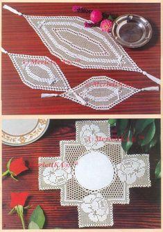 Мобильный LiveInternet ММВК 2004-10 💝 очень красивое филе и покрывало из мотивов 💝 вязание крючком - подборка | MerlettKA - © MerlettKA® ™ |