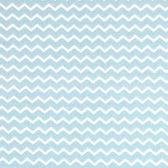 Chevron Hill 3 - bleu clair - Notting Hill - Autres tissus de décoration - Imprimés géométriques - Pastel - Autres tissus en coton - tissus.net