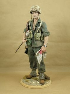 Us Marines Uniform, Military Figures, Ww2, Battle, Scale, Fictional Characters, Weighing Scale, Fantasy Characters, Libra