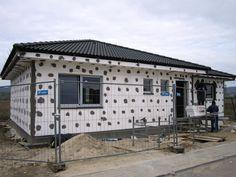 Progress of construction Building Architecture, House Building, Garage Doors, Construction, Outdoor Decor, Projects, Home Decor, Building Homes, Building