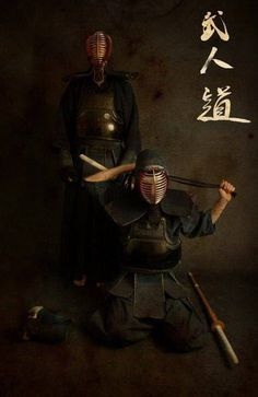 DeviantArt: More Collections Like Kendo shiai by Abaradake Old Warrior, Martial Arts Styles, Samurai Art, T Art, Kendo, Star Citizen, Aikido, Tai Chi, Karate