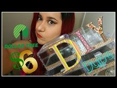 ~ DIY 6$ Acrylic Makeup Organizer DUPE ~ - YouTube Storage Ideas, Makeup Blog, Dupe Makeup, Acrylic Containers, Makeup Collection Storage, Lipstick Organizer, Acrylic Nails At Home, Ikea Alex