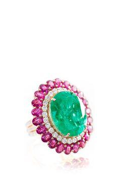 Virgin Classic Ring by Farah Khan Fine Jewelry for Preorder on Moda Operandi