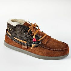 Really cute and comfy!  And and pair of shoes are donated for every pair sold! Sketchers BOBS World Bohemian Moccasins