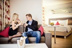 Have u seen our suites? Vienna Hotel, Train Station, Rooms, Bedrooms