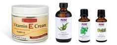 Make Your Own Homemade Pain Relieving Cream: Purchase a jar of vitamin E cream (grocery, dollar, drug store) add these oils: 5 drops Camphor oil, 5 drops Peppermint oil & 5 drops Eucalyptus oil. Homeopathic Remedies, Health Remedies, Natural Home Remedies, Natural Healing, Natural Medicine, Herbal Medicine, Diy Lotion, Natural Pain Relief, Health And Beauty Tips