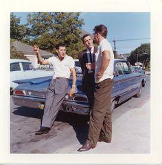 Detroit settembre 1960 Pilotto Vittorio
