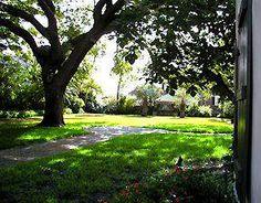 St. Augustine Historical House Garden, 271 Charlotte Street, St. Augustine, Florida 32084