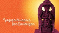 """Was bedeutet Karma? Um was geht es in der Bhagavad Gita? Wer ist dieser Patanjali? Und stimmt es, dass die Menschen schon vor über 2000 Jahren ihren """"Geist klar waschen"""" wollten? Eine Einführung in die Philosophie des Yoga von Kristin Rübesamen."""