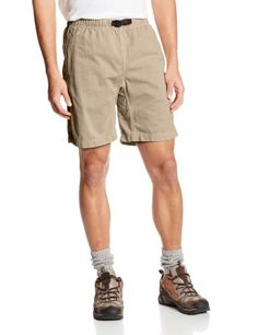 Gramicci Mens Original G Shorts Classic Khaki Small *** Continue to the product at the image link.
