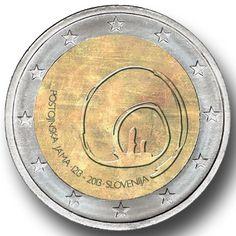 Slovenia 800°ann.della scoperta della Grotte di Postumia