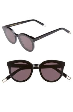 cc1c7059783 Gentle Monster Black Peter 61mm Rounded Sunglasses