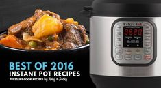 From Cheesecake #17 to Umami Pot Roast Recipe - Enjoy our 15 Best Instant Pot Pressure Cooker Recipes based on readers feedback & reviews. Which ones have you tried? :)