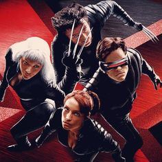 Directed by Bryan Singer. With Patrick Stewart, Hugh Jackman, Ian McKellen, Famke Janssen. Two mutants come to a private academy for their kind whose resident superhero team must oppose a terrorist organization with similar powers. X Movies, Cinema Movies, Good Movies, Amazing Movies, Film Movie, Movies Online, Marvel Girls, Marvel X, Marvel Characters