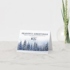Personalized Business Christmas Cards With Logo #personalized #business #christmas #cards #corporate