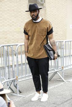 Menswear New York Spring Summer 2016 -Julho 2015