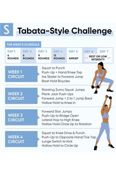 In this 30-day Tabata-style workout challenge, you'll master this favorite no-equipment HIIT exercises, guaranteed to leave you dripping in sweat #tabata #athomeworkouts #hiit