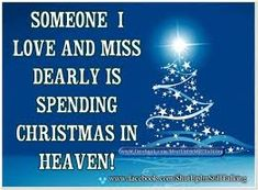 Christmas is always a hard time of year for me. The day after Christmas was the last time I saw or talked to my dad. He died in January 8th 2011. There isn't a day that goes by that I don't miss him and think about what an amazing dad he was and how lucky I was to have him as my dad! I love you and miss you, Daddy!