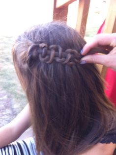 A really cool braid