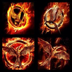 The Mockingjay Symbols