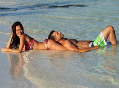 Dancing with the Stars co-host Brooke Burke-Charvet and her actor husband David Charvet slipped away to the Riviera Maya in Mexico, where they stayed in a beachfront villa at El Dorado Maroma, A Beachfront Resort, by Karisma to celebrate his birthday.