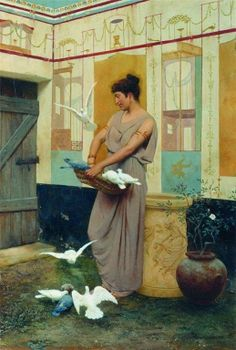 Stepan Bakalovich was a Polish painter from Warsaw, famous in the Russian Empire. He was noted for his paintings on the subjects of Ancient Rome.