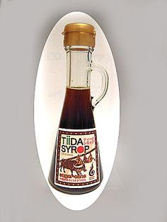 """旨いもの紹介します。  「TiiDA AYROP」  さとうきび汁(沖縄県産)    サトウキビ原料のシロップ何ですが、初めての味でビックリしました。  濃い甘さと違い、原料であるサトウキビの風味がホンノリ香る気がします。  大変美味しい!  I will introduce something delicious.    """"TiiDA AYROP""""  Sugar cane juice (Okinawa Prefecture)  This is what syrup of sugarcane, but I was surprised at the taste of the first time.  Unlike the dark sweetness, I feel that the flavor of the sugar cane, the raw material is fragrant slightly will.  The very delicious!"""