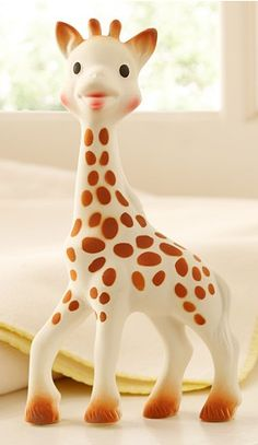 All 3 of my kids LOVED Sophie! One of the best teethers available. http://rstyle.me/n/gp532nyg6