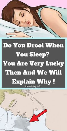 Do You Drool When You Sleep? You Are Very Lucky Then And We Will Explain Why & Your Daily Magazine The post Do You Drool When You Sleep? You Are Very Lucky Then And We Will Explain Why & Y& appeared first on Wedding. Health Tips, Health And Wellness, Health And Beauty, Health Fitness, Women's Health, Nutrition Tips, Wellness Tips, Health Care, Fitness Tips