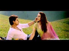 ▶ Yeh Hum Aa Gaye Hain Kahan - Veer-Zaara  Shahrukh Khan