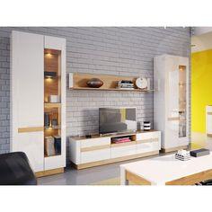 268.000 Visio IV nappali szett Decor, Furniture, Living Room, Home, Interior, Cabinet, Tv Cabinets, Home Decor, Room