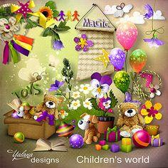Le MONDE_ pour enfants