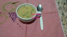 Cozinhaterapia Vovoszinha: Sopa creme de inhame e couve