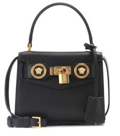 c7c99b641 VERSACE | Small Icon Leather Tote | $ 1,995 | Invest in Versace's Icon tote  to